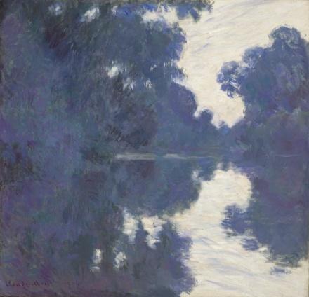 Claude Monet, Matinée sur la Seine (1896), price $20,550,000, va Sothebys
