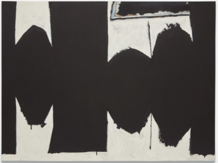 Robert Motherwell, At Five in the Afternoon (1971), Price $12,690,000, via Phillips