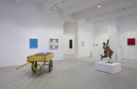 A Luta Continua (Installation View), via Hauser and Wirth