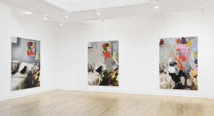 Urs Fischer, Sōtatsu (Installation View)New York, Artworks © Urs Fischer, Photo Rob McKeever