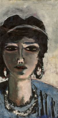 Max Beckmann, via Art Newspaper