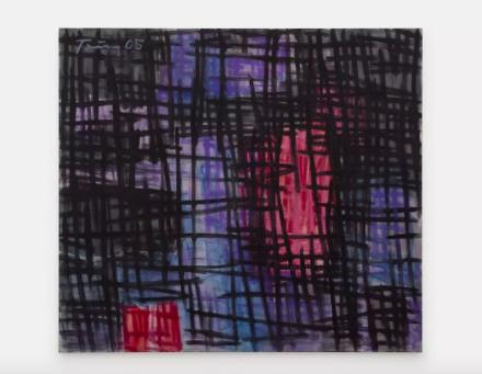 Gunther Forg, Untitled (2005), via Almine Rech