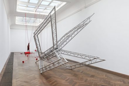 Raphaela Vogel, Ultranackt, via Kunsthalle Basel