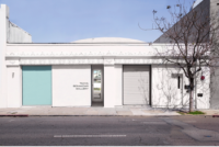 Tanya Bonakdar Gallery's new location at 1010 N. Highland Avenue, via Art News