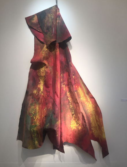 Sam Gilliam at Mnuchin