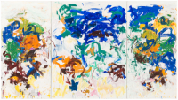Joan Mitchell, via Art News