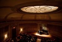 Frick Music Room. via NYT