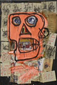 Jean-Michel Basquiat, Untitled (1982), via Sotheby's