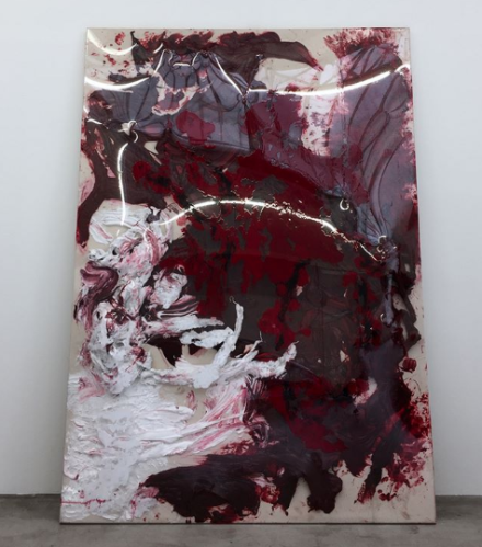 Anish Kapoor, Untitled (2018), via Art Observed