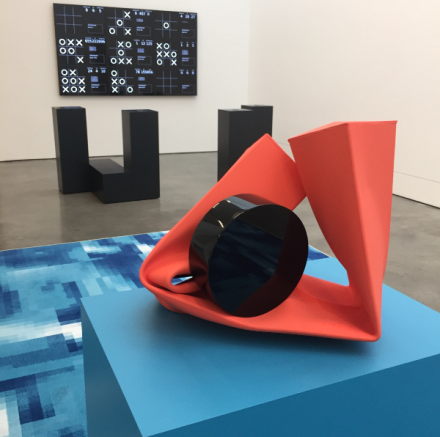 Difference Engine (Installation View), via Jodie Berman for Art Observed