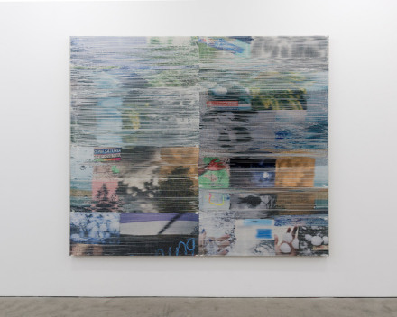 Margo Wolowiec, 10pm Saturday (view 2) (2018), all images via