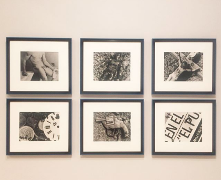 David Wojnarowicz, History Keeps Me Awake at Night (Installation View), via Art Observed