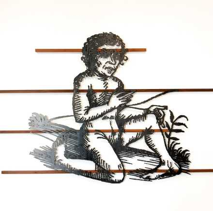 Iván Argote, Deep Affection (Installation View), via Art Observed