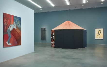 Spiegelgasse (Mirror Alley) (Installation View), via Hauser & Wirth