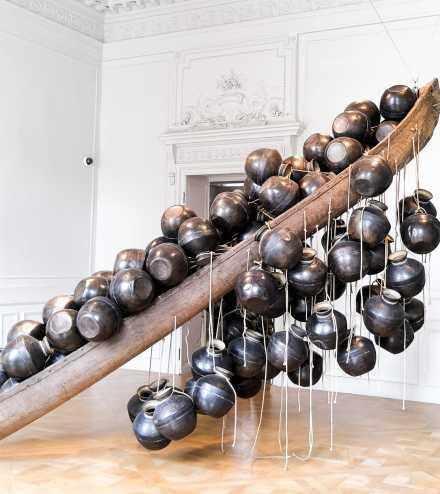 Subodh Gupta, Adda Rendez-vous via Art Observed