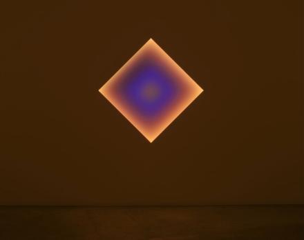 James Turrell, Medium Diamond Glass (2018), via Kayne Griffin Corcoran