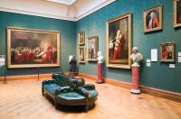National Portrait Gallery London, via Art Newspaper