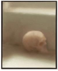 Gerhard Richter, Schädel (Skull) (1983), via Art Market Monitor