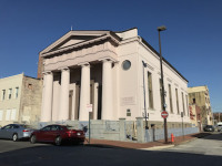 Llyod Synagogue Baltimore, via Art News