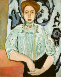 Matisse greta Moll, via Art Newspaper