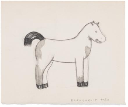 Ellen Berkenblit, Untitled (1980), via Anton Kern
