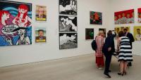 Saatchi Gallery, via NYT