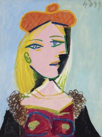 Picasso, via Art Market Monitor