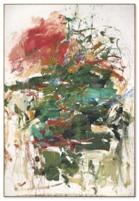 Joan Mitchell, 12 Hawks at 3 O'Clock, via Art Market Monitor