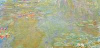 Monet Nympheas, via Art Market Monitor