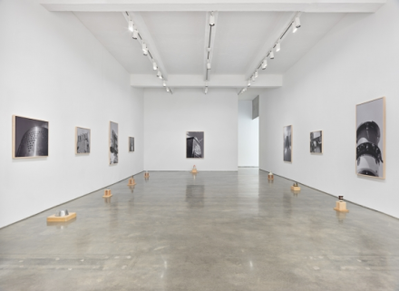 B. Wurtz, Domestic Space (Installation View), via Metro Pictures