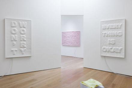 Antoine Catala, Everything is Okay Season 2 (Installation View), via Marlborough Contemporary