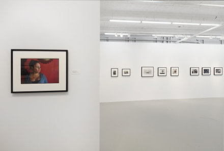 Danny Lyon, Wanderer (Installation View), via Gavin Brown's Enterprise
