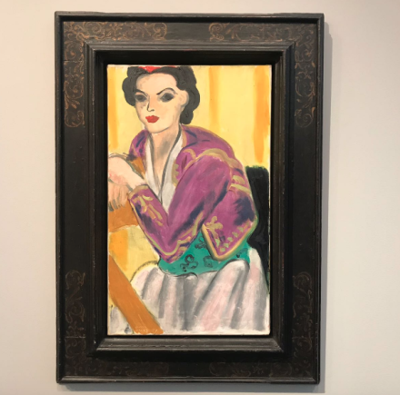 Henri Matisse at Acquavella