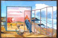 Paul Nash, viaThe ArtNespaper