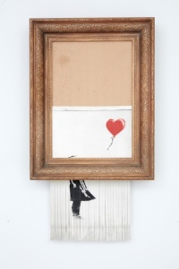 Banksy, via Art News