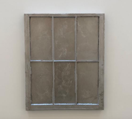 Ugo Rondinone, drifting clouds (Installation View), via Sam Covern for Art Observed