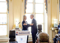 Françoise Nyssen and Franck Riester, via French Ministry