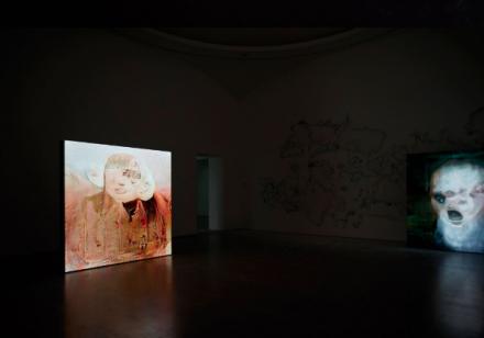 Pierre Huyghe, Uumwelt (Installation View), via Serpentine