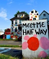 Heidelberg Project, Detroit, via Artforum