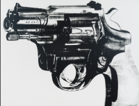 Warhol Gun, via Bloomberg