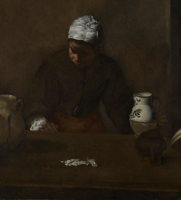 Painting Attributed to Velazquez, via Art Newspaper