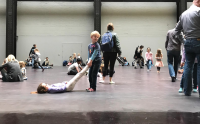 Tania Bruguera at Tate Modern (Installation View), via Art Observed