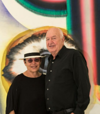 Don and Mera Rubell, via Bloomberg