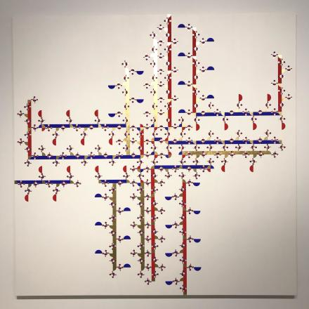 Gabriel Orozco at Kurimanzutto, via Art Observed