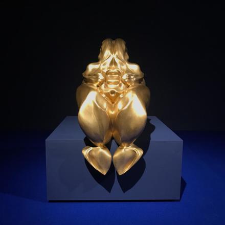 Marguerite Humeau, via Art Observed