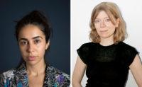 Myriam Ben Salah and Lauren Mackler, via Art News
