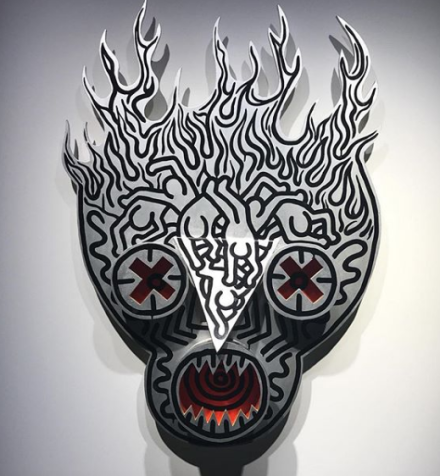 Keith Haring at Levy Gorvy