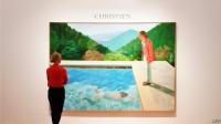 David Hockney, via Economist