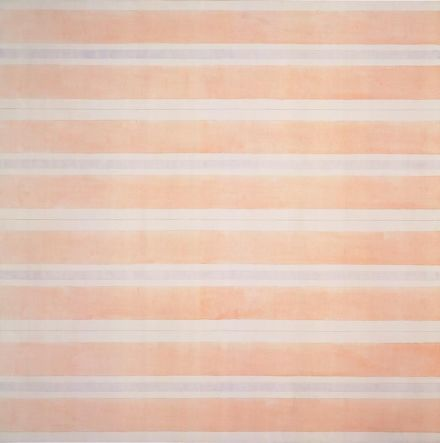 Agnes Martin, Affection (2001), From The Collection Of Laura Arrillaga-andreessen, © 2018 Estate Of Agnes Martin:artists Rights Society (Ars), New York
