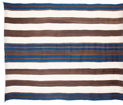 Berlant First Phase Chiefs Blanket, Ute Style, Navajo, Circa 1840 © 2017 By Joshua Baer & Company, A New Mexico Corporation